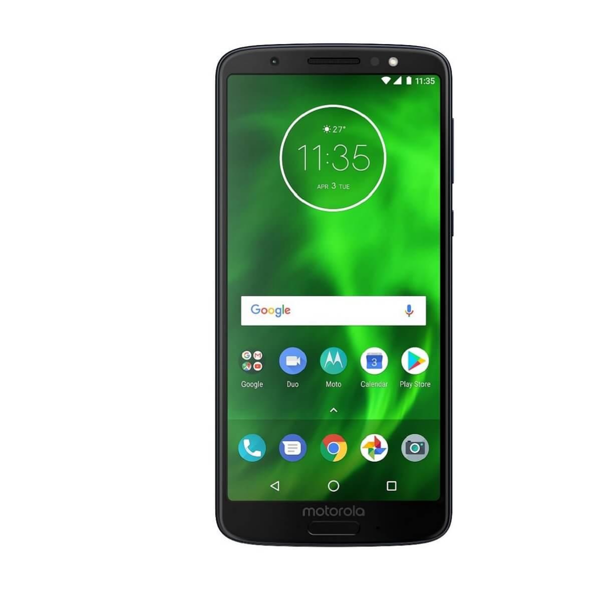 Best Buy: Motorola Moto G6 Desbloqueado + Regalo Audifonos Motorola Pulse Max