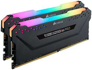 Amazon: 32 GB DDR4 Corsair Vengeance PRO RGB (2X16GB) 3000MHZ RAM