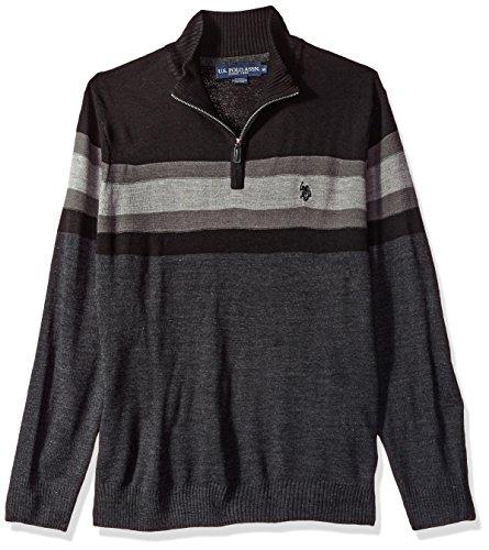 Amazon:  Suéter U.S. Polo Assn. talla mediana