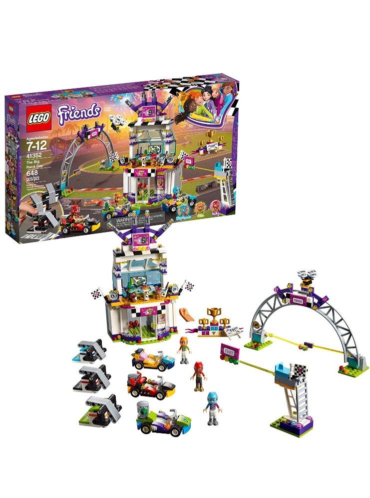 Sanborns Juanacatlán: Lego Friends 648 piezas  al 50% más el 25% aplica en todas las tiendas Sanborns