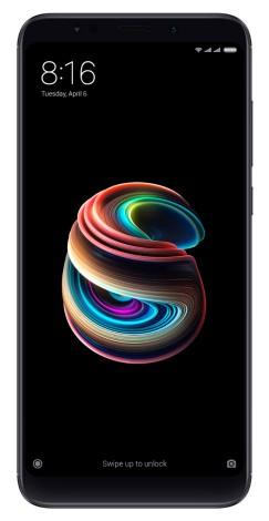 Telcel en línea: Xiaomi Redmi 5 Plus 3GB/32GB