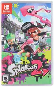 Amazon MX: Splatoon 2 para Nintendo Switch