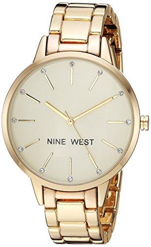 Amazon, reloj Nine West para dama.