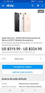 Ebay Iphone 8