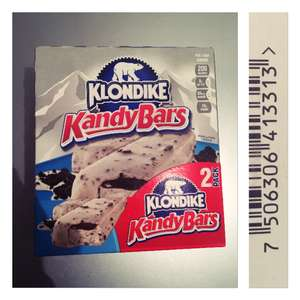 Sam's Club: Klondike icecream bars