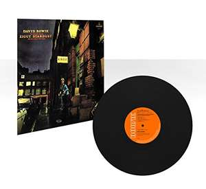 Amazon MX: Vinyl de David Bowie The Rise and Fall of Ziggy Stardust and the Spiders from Mars