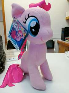 Walmart domingo diez: peluche little pony
