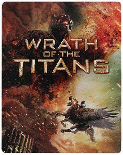 Amazon MX: Wrath of the Titans STEELBOOK [Blu-ray] aplica PRIME