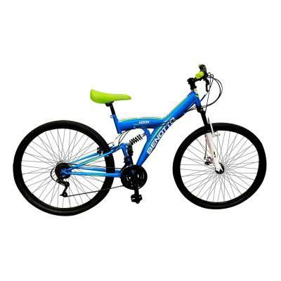Walmart: Bicicleta Benotto Hook rodada 27.5 18V mas envio.
