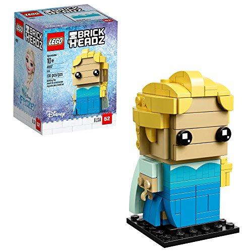 AMAZON LEGO BrickHeadz Elsa, Frozen Disney, envio gratis con Prime. Vendido y enviado por Amazon México.