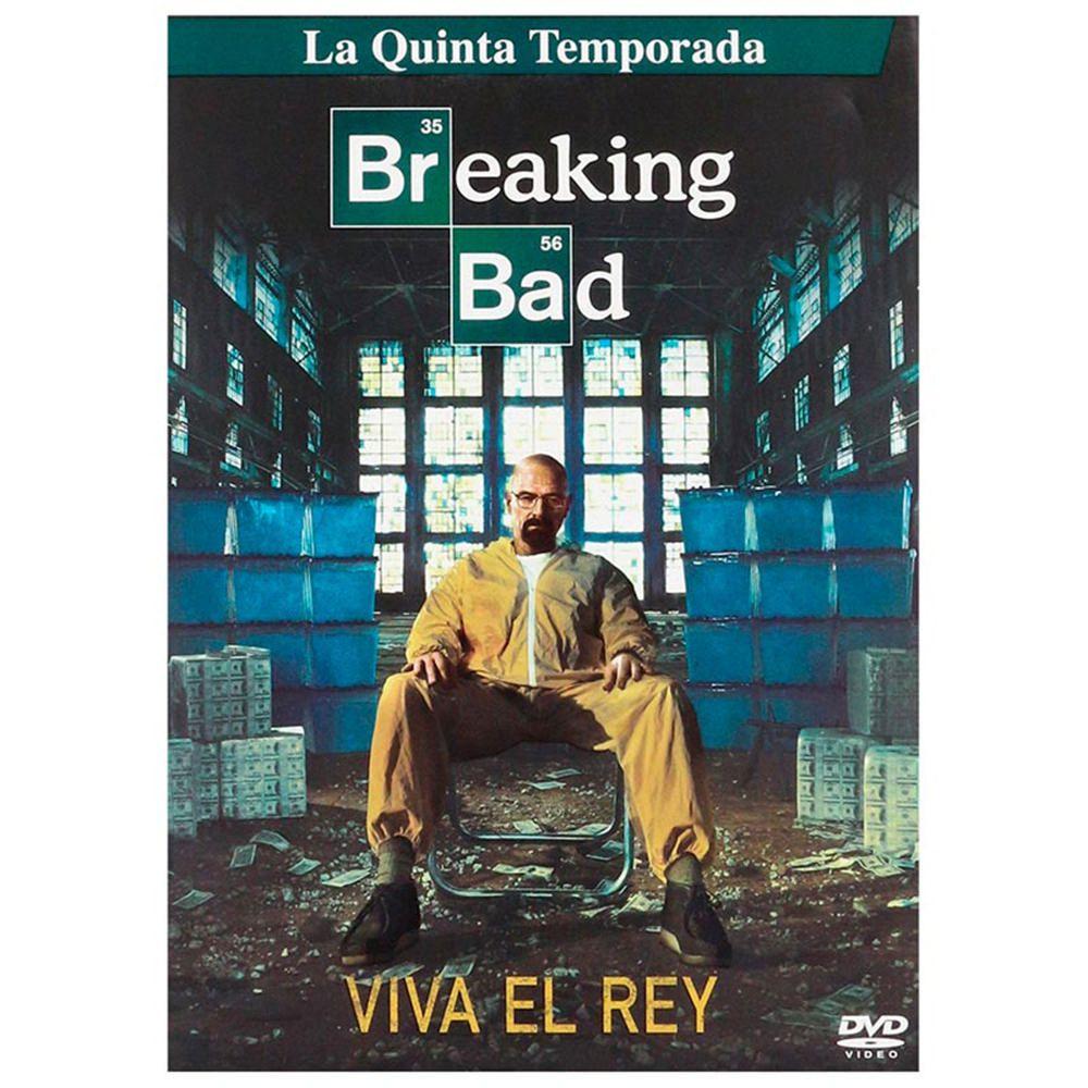 Elektra DVD Breaking Bad Temporada 5 Completa