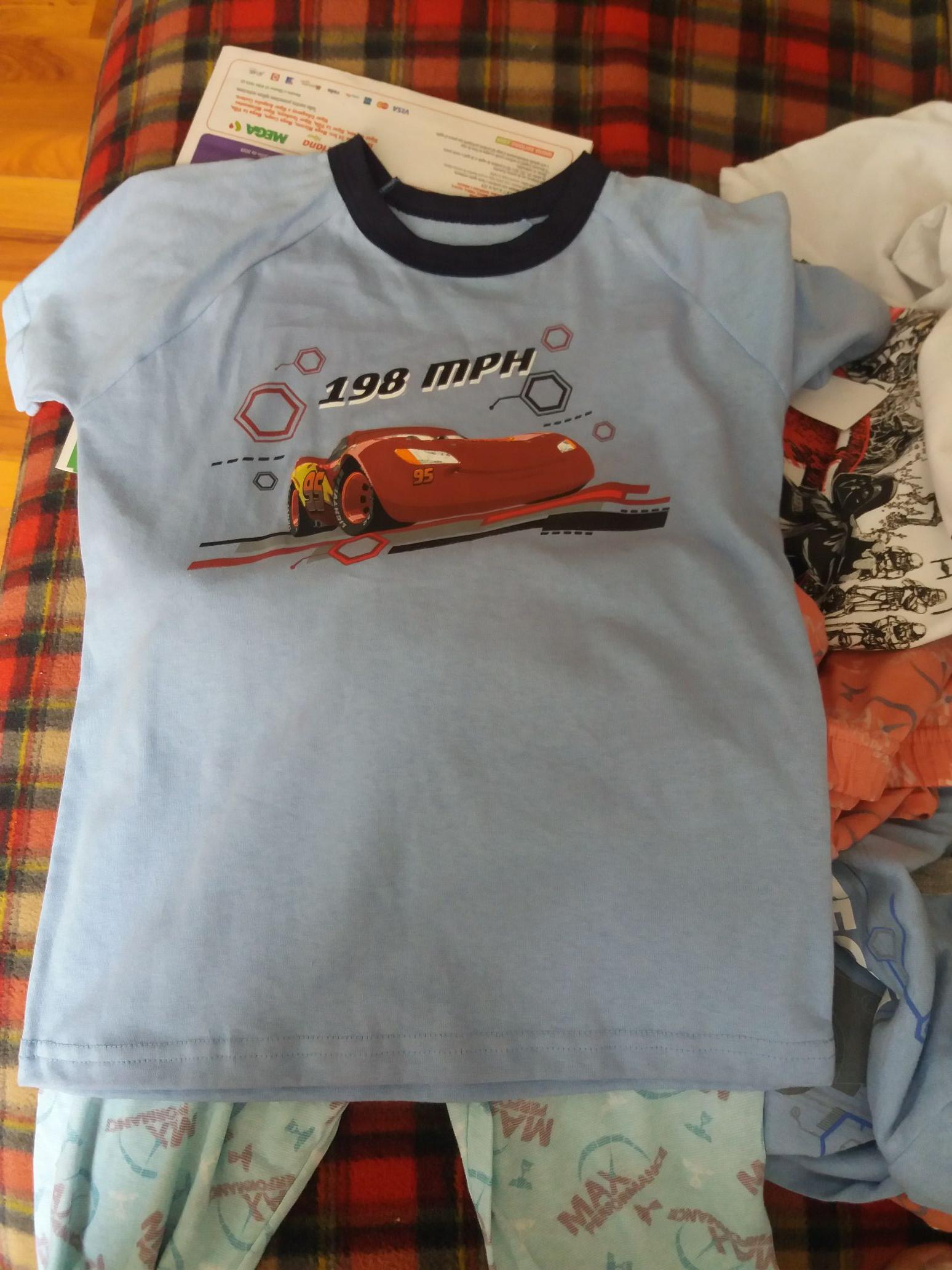 Bodega Aurrerá: pijama niño