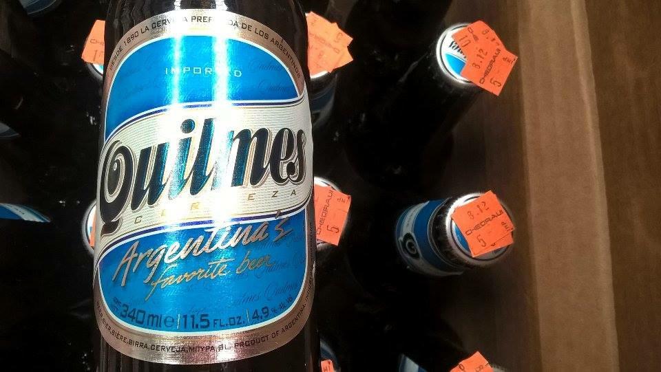 Chedraui: Cerveza Argentina Quilmes $5 y Whisky Mc Andrews y dos latas de agua mineral $50