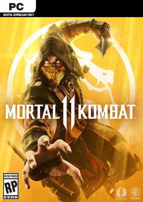 Mortal Kombat 11 PC oferta en CDKEYS