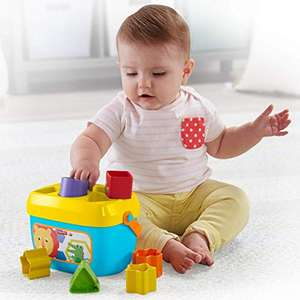 Amazon: Fisher Price primeros bloques, envio prime