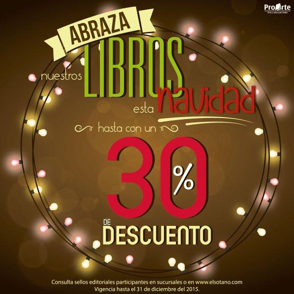 Librerias el Sótano: hasta 30% de descuento en libros seleccionados