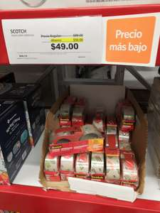 Sam's Club: Pack 2 Cintas Scotch Para Empaque