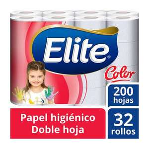 Bodega Aurrera Santo Domingo N.L: Papel Higiénico Elite 32 Rollos