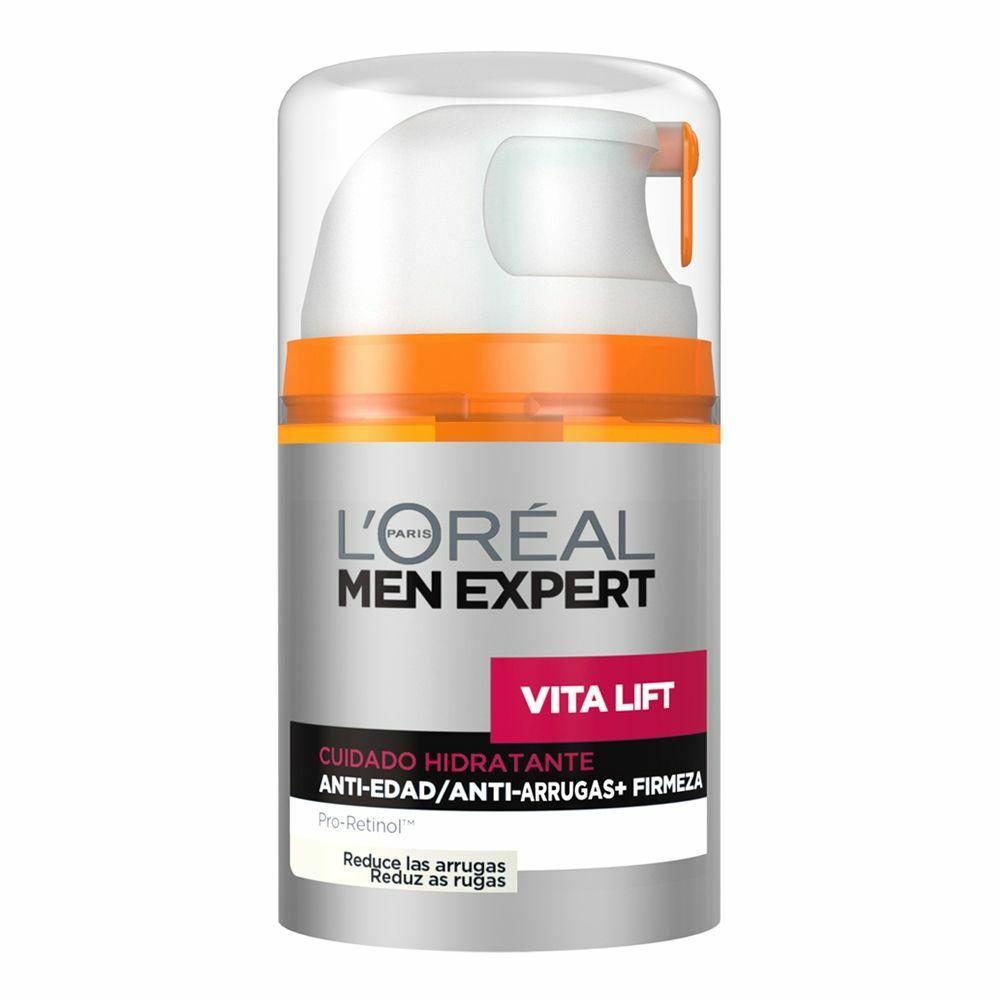 Walmart: L'Oreal Men Expert Crema Antiarrugas. 2x250