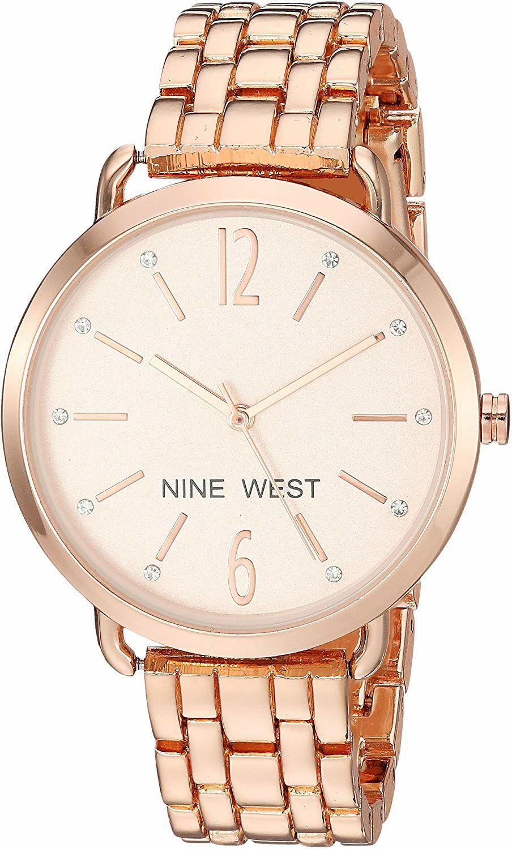 Amazon: Reloj de pulsera Nine West para mujer