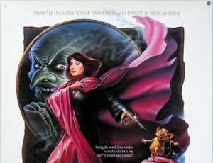 iTunes: Las Brujas (The Witches) [1990] [HD]