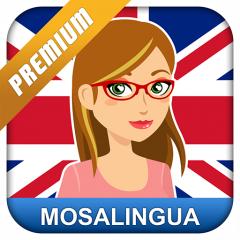 Google Play: Gratis Aprende Inglés Rápidamente con MosaLingua