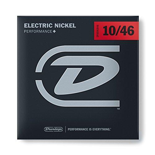 Amazon: 3 Paquetes de 6 cuerdas p/guitarra eléctrica marca Dunlop