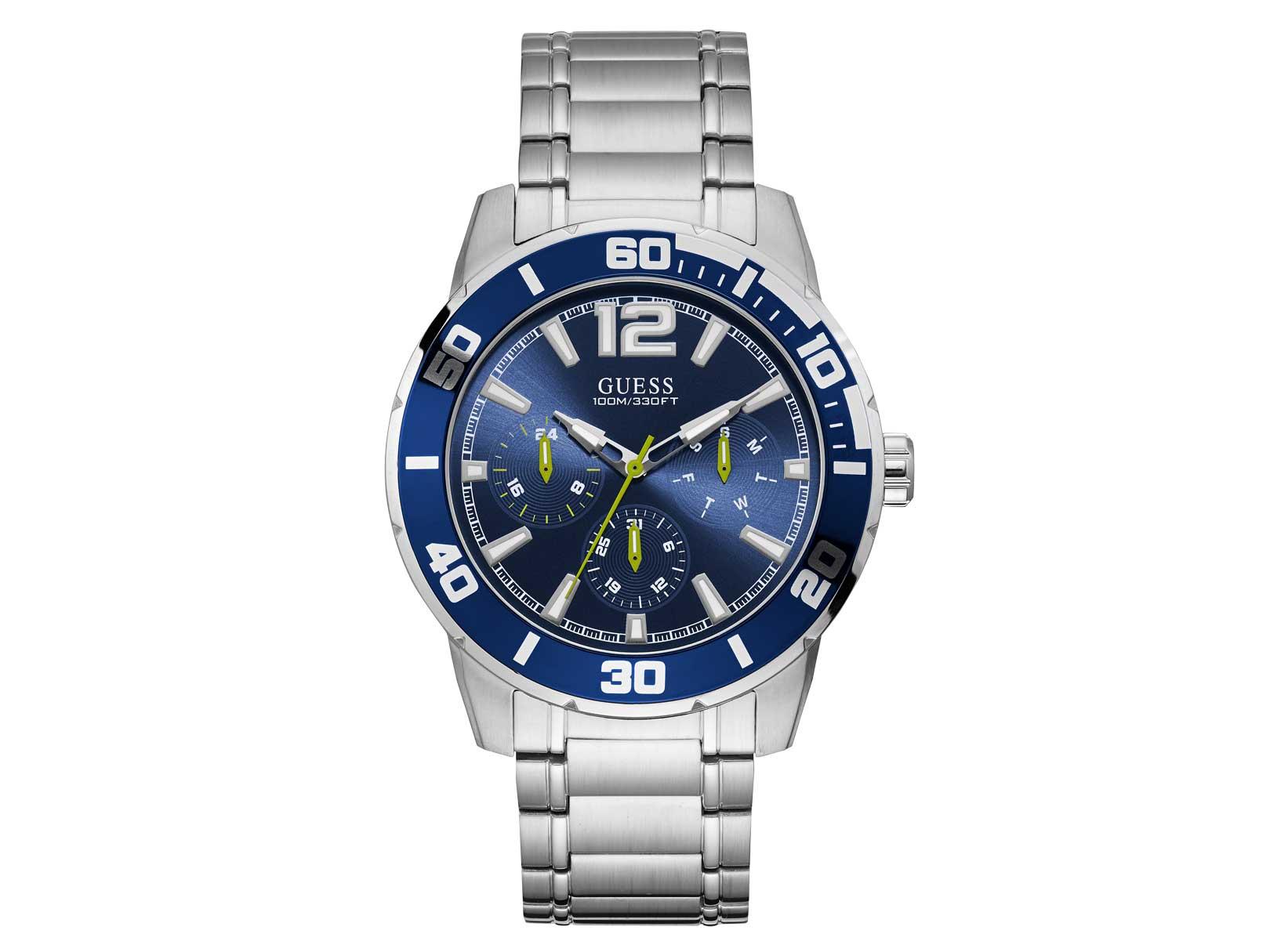 Liverpool: Reloj GUESS mens Blue W1249G2