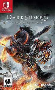 Amazon: Darksiders Warmastered Edition para Nintendo Switch