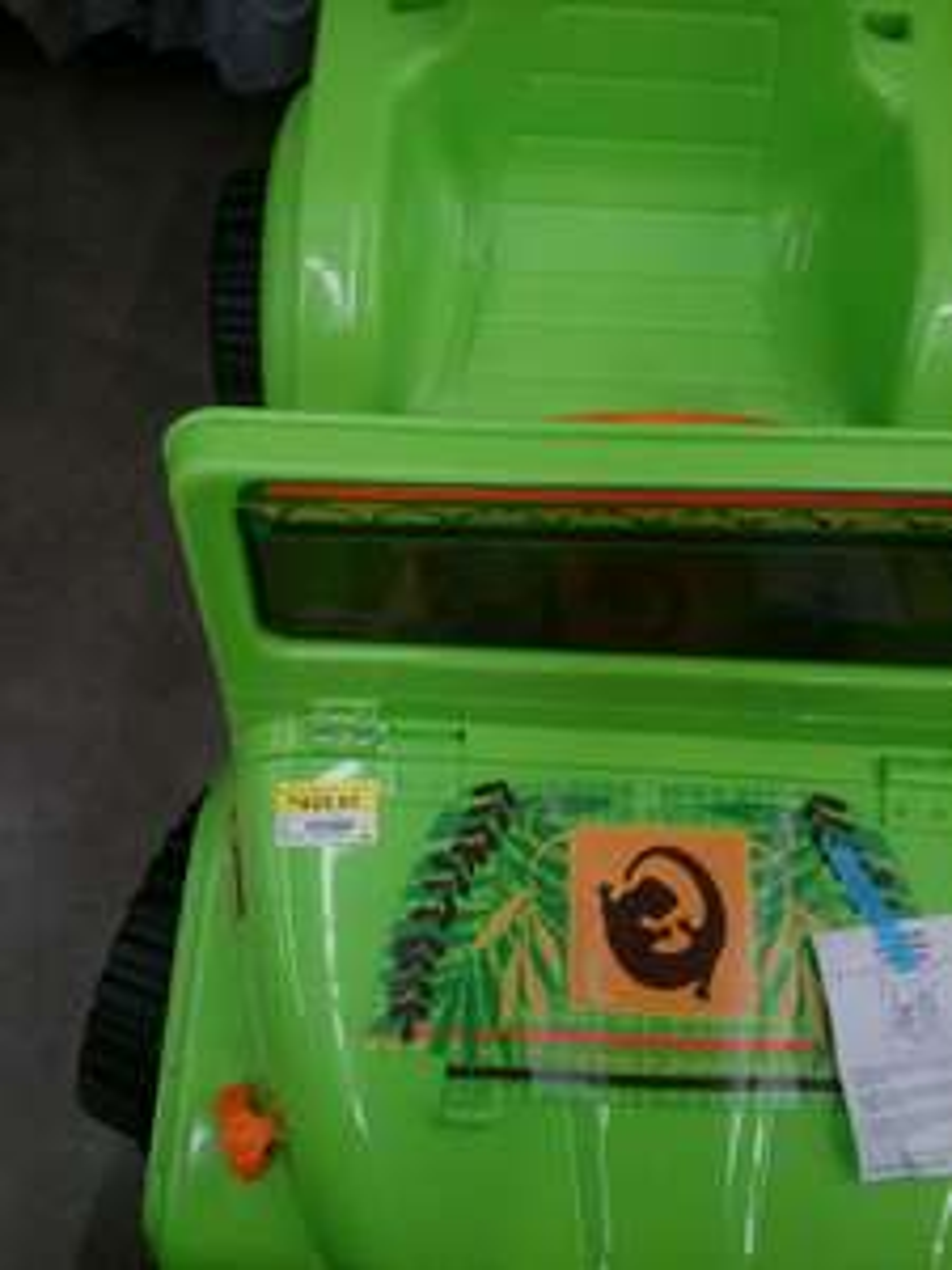 Walmart: Power wheels jeep wrangler
