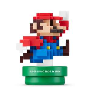 Amazon México : Amiibo Mario Modern Colors - 30th Series  $258