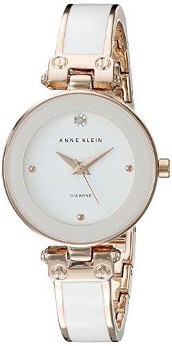 Amazon: Reloj Anne Klein con diamante