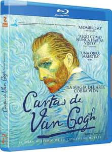 Amazon: Cartas de Van Gogh [Blu-ray]
