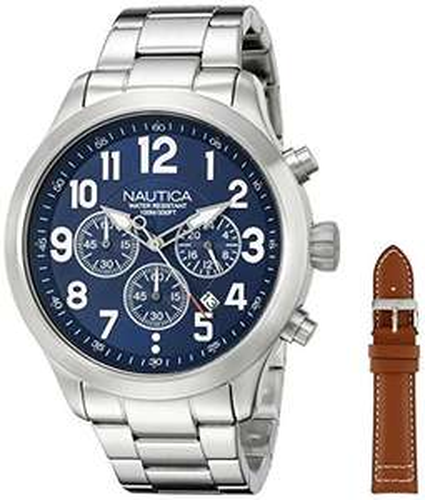 AMAZON Mx: Reloj Nautica NAD18509G, $1,154