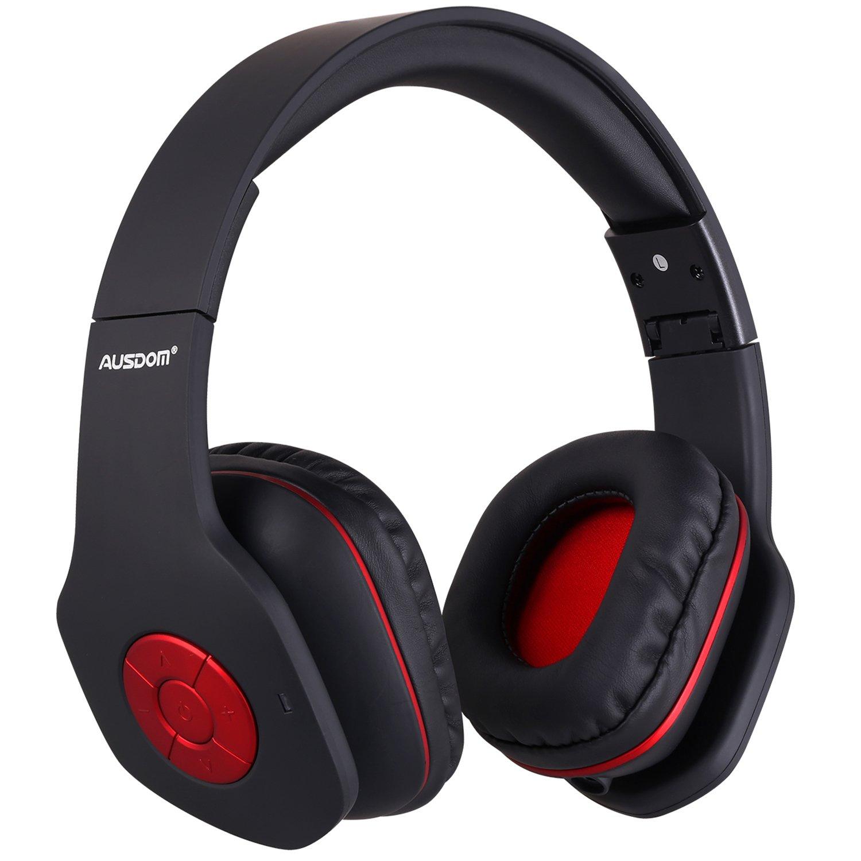 Ausdom AH862 HiFi estéreo Bluetooth V4.1 Auriculares
