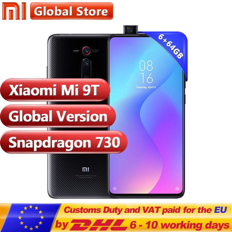Aliexpress: Xiaomi Mi 9T 6GB/64GB (incluye envío por DHL)