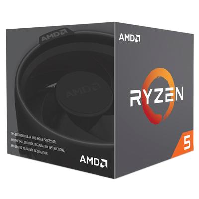 Digitallife: Procesador AMD RYZEN 5 2600 3.4GHz