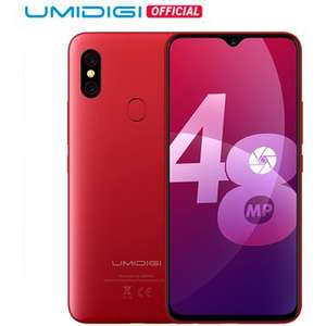 Linio: UMIDIG F1 Play Android 9.0 4G Lite Global Version