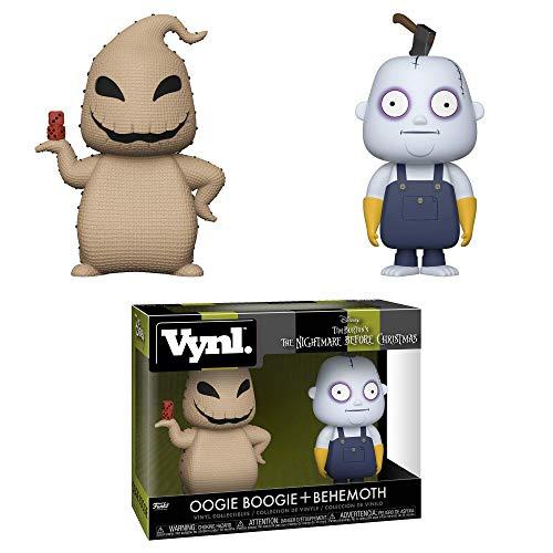 Amazon: Funko Vynl Oogie Boogie And Behemoth Mejor Precio Historico