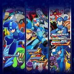 PlayStation Store: Megaman 30th Anniversary Bundle