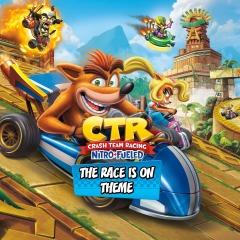 Playstation Store: Tema dinámico de Crash™ Team Racing (gratis)