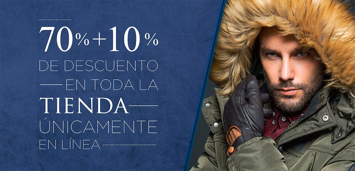 Aldo Conti: 70% + 10% de descuento en toda la tienda en linea