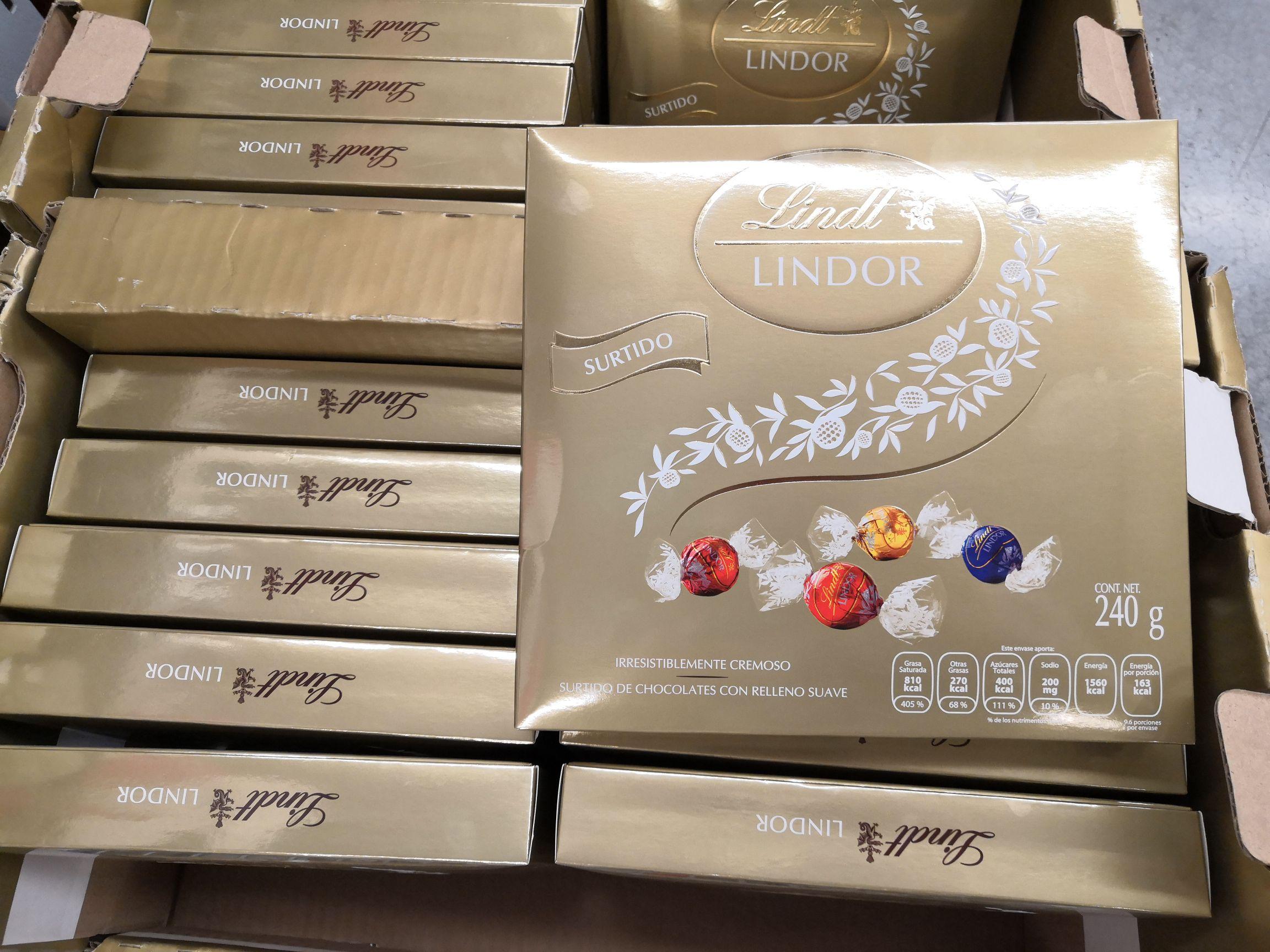 Sam's Club: Chocolates Lindor Surtido