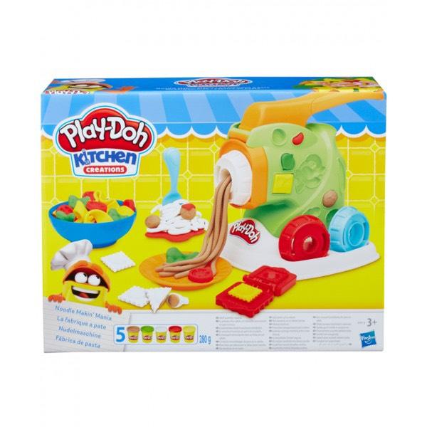 Palacio de Hierro 60% de descuento en fabrica de pasta Play-Doh