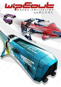 PlayStation Store: Wipeout Omega Collection