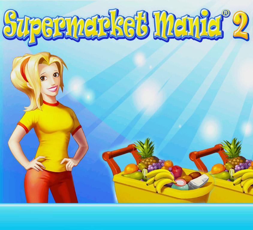 Juego SuperMarket Mania 2 para iOS y OS X GRATIS por 72 horas en Apple App Store & iTunes.