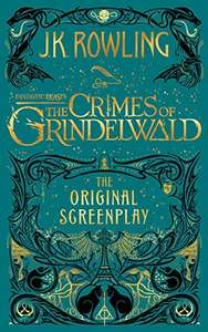 Amazon: Fantastic Beasts The Crimes of Grindelwald Guion Pasta Dura
