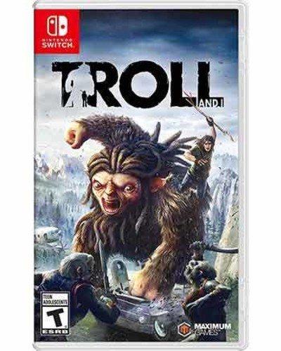 Amazon: Troll para Switch