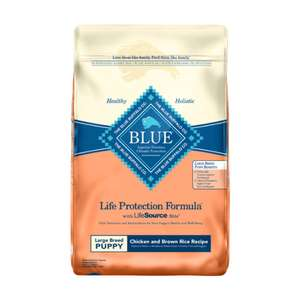 PETSY: BLUE BUFFALO LPF Cachorros RG Pollo y Arroz Integral 13.6 kg
