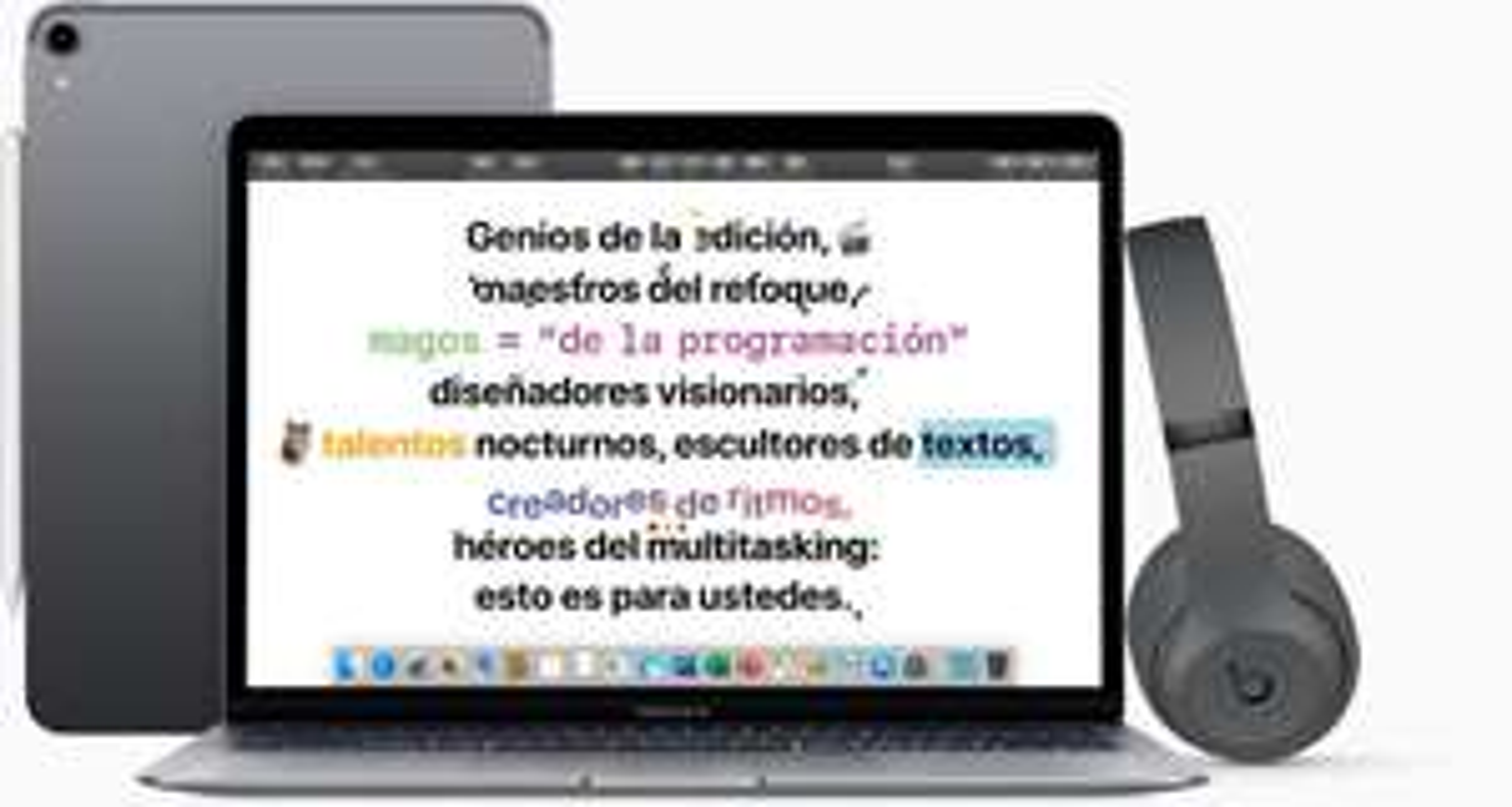 Apple: descuento en unos Beats al comprar una Mac o un iPad